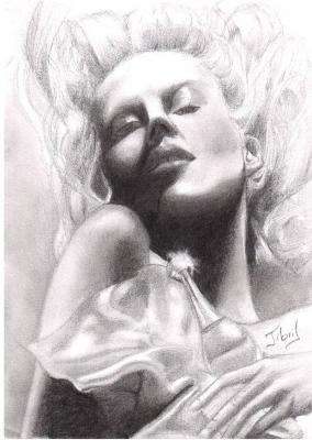 Charlize Theron by christian_troy